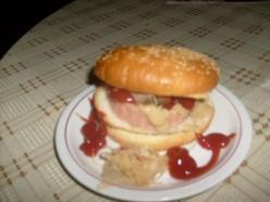 Hamburger-másképp