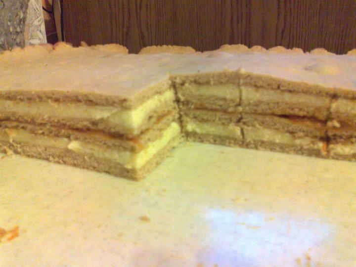 Soros mézes elkészítés 2. lépés képe