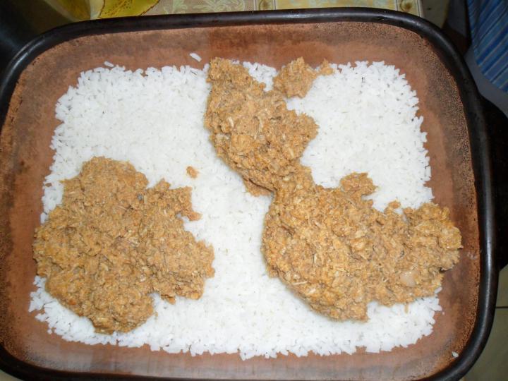 Rakott karfiol elkészítés 4. lépés képe
