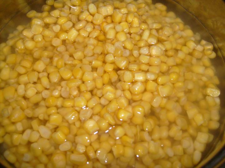 Kukoricasaláta elkészítés 1. lépés képe