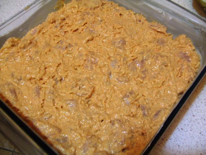 Mogyorós csirke elkészítés 4. lépés képe