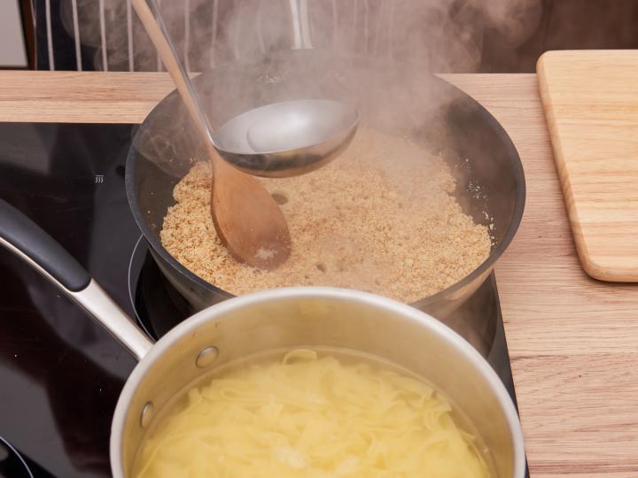 Grízes tészta elkészítés 3. lépés képe