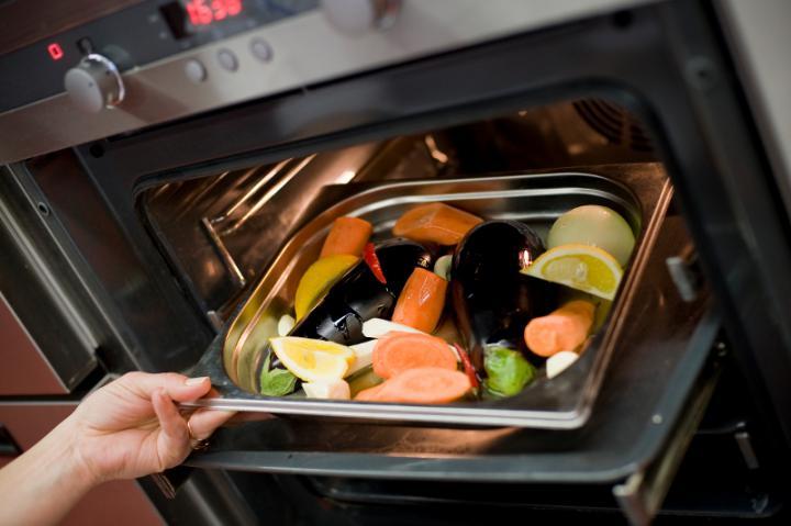Sült padlizsán leves elkészítés 2. lépés képe