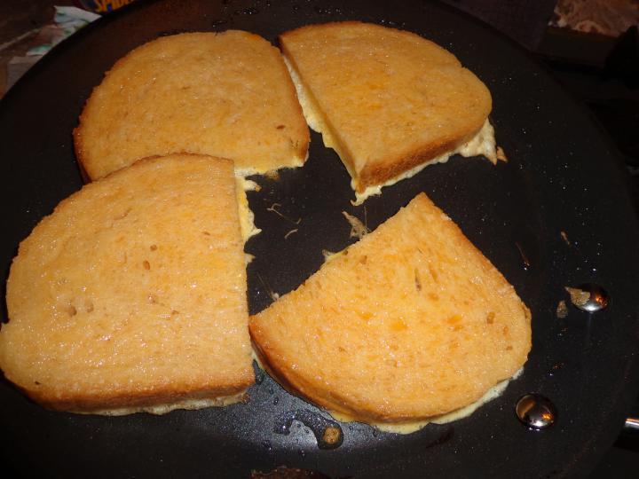 Bundás kenyér gazdagon elkészítés 1. lépés képe