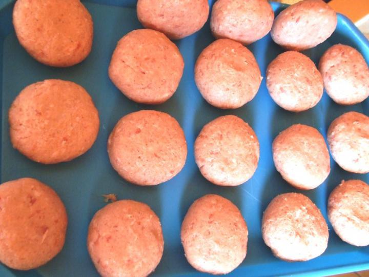 Pokol tüze fasírtgolyók elkészítés 3. lépés képe