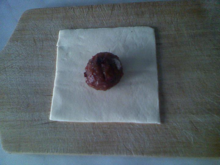 Vitamin-gombóc elkészítés 3. lépés képe