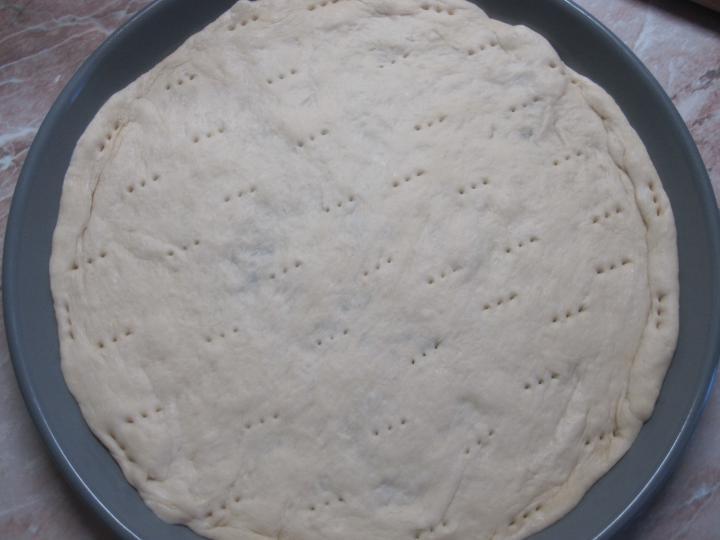 Pizza alaptészta elkészítés 1. lépés képe