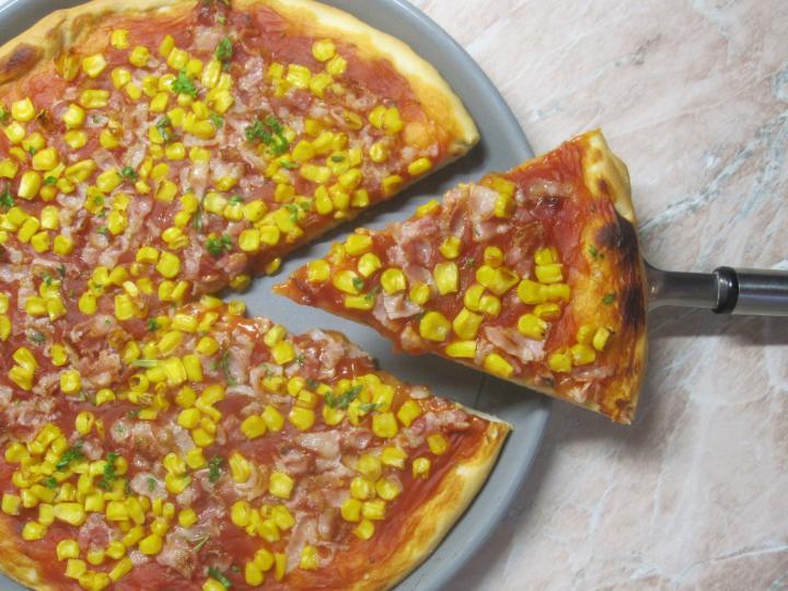 Pizza alaptészta elkészítés 3. lépés képe
