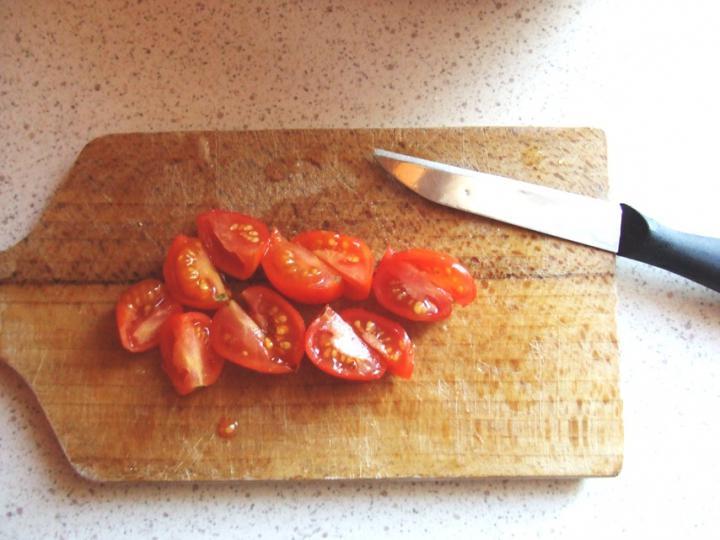 Vörösboros sertéspörkölt elkészítés 3. lépés képe