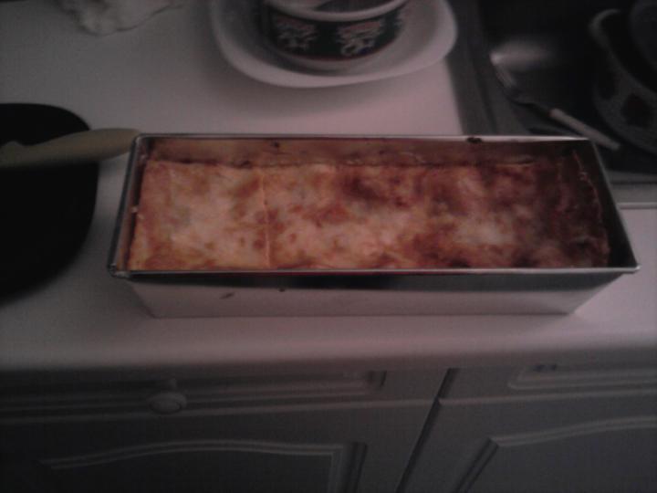 Egyszerű bolognai lasagne elkészítés 2. lépés képe