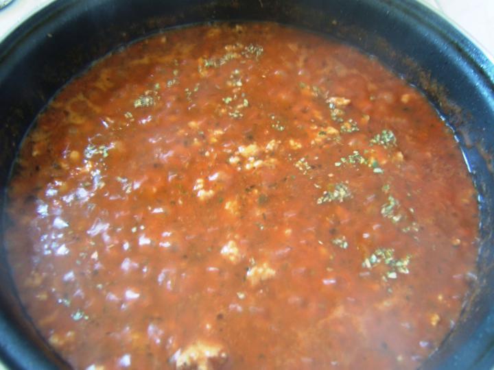 Bolognai spagetti elkészítés 2. lépés képe