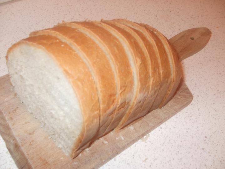 Hagyományos bundás kenyér elkészítés 2. lépés képe