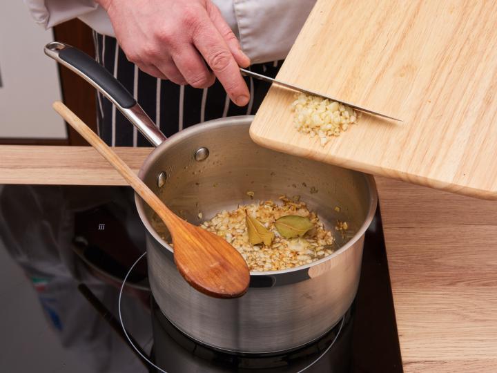 Sárgaborsó főzelék elkészítés 1. lépés képe
