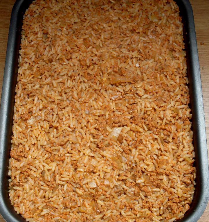 Sajtos rakott karfiol elkészítés 4. lépés képe