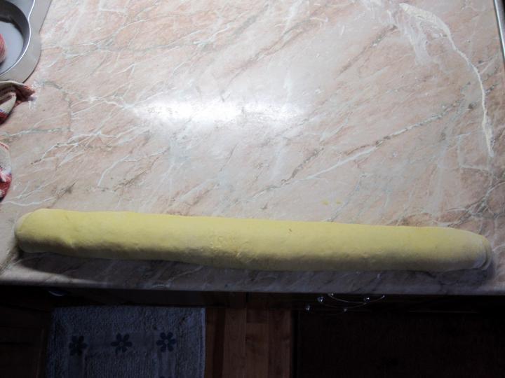 Kakaós pillangó elkészítés 4. lépés képe
