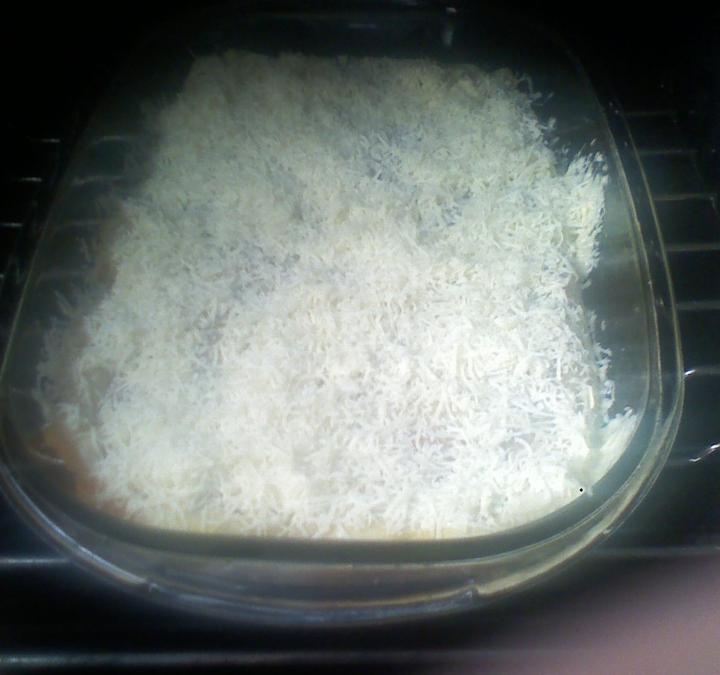 Lasagne leveles tésztával elkészítés 5. lépés képe