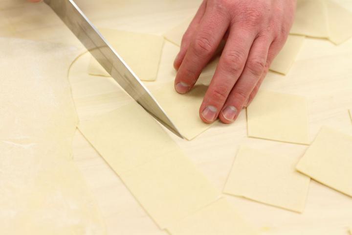 Lengyel cappelletti gombával elkészítés 7. lépés képe