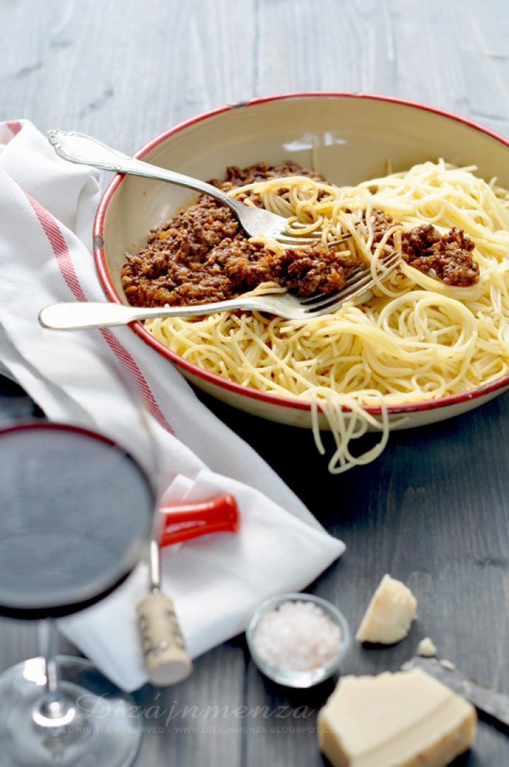 Fahéjas spagetti elkészítés 1. lépés képe