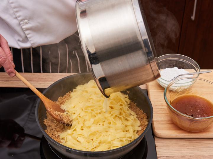 Grízes tészta elkészítés 4. lépés képe