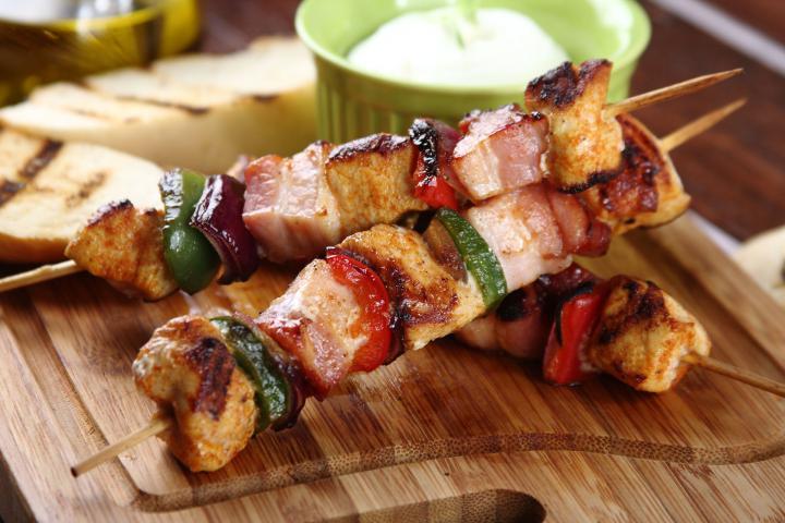 Pikáns csirkenyárs zöldségekkel elkészítés 5. lépés képe