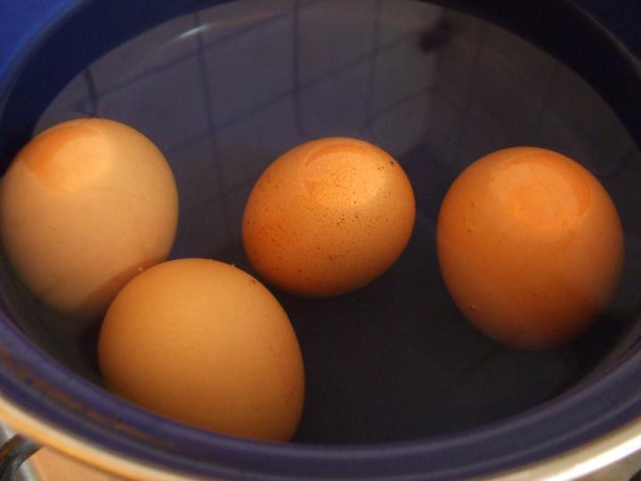 Krumplisaláta szabolcsi módra elkészítés 1. lépés képe