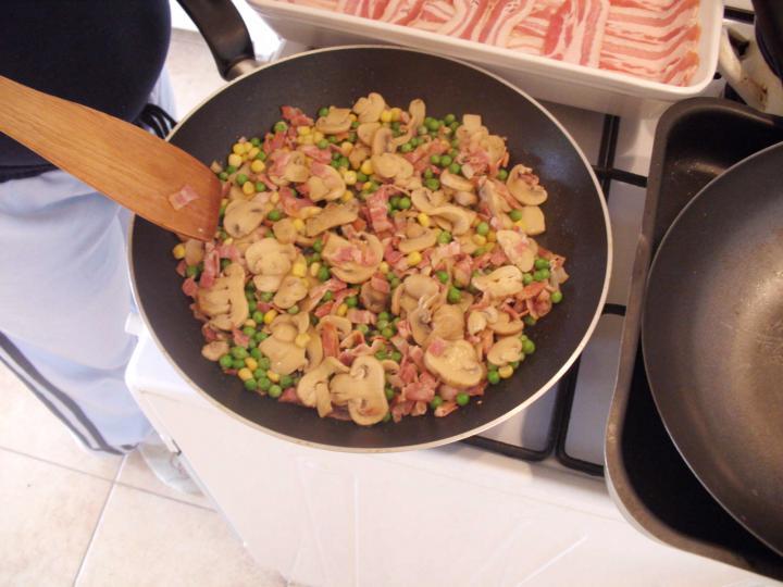 Rakott csirkemell elkészítés 1. lépés képe
