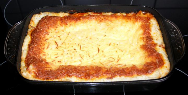 Bolognai lasagne elkészítés 6. lépés képe