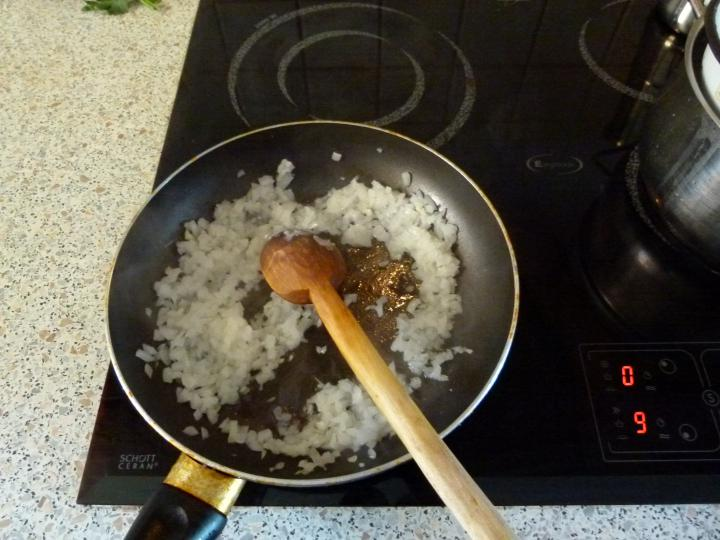 Citromos halfilé zöldcurrys rizzsel elkészítés 3. lépés képe
