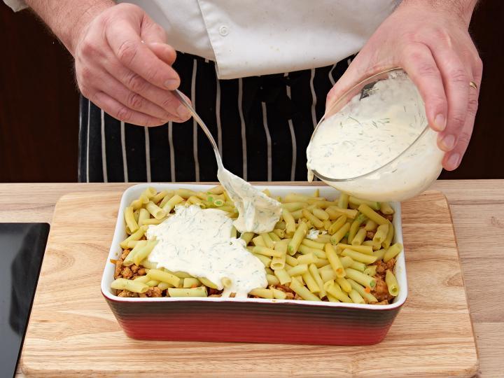 Rakott zöldbab elkészítés 10. lépés képe