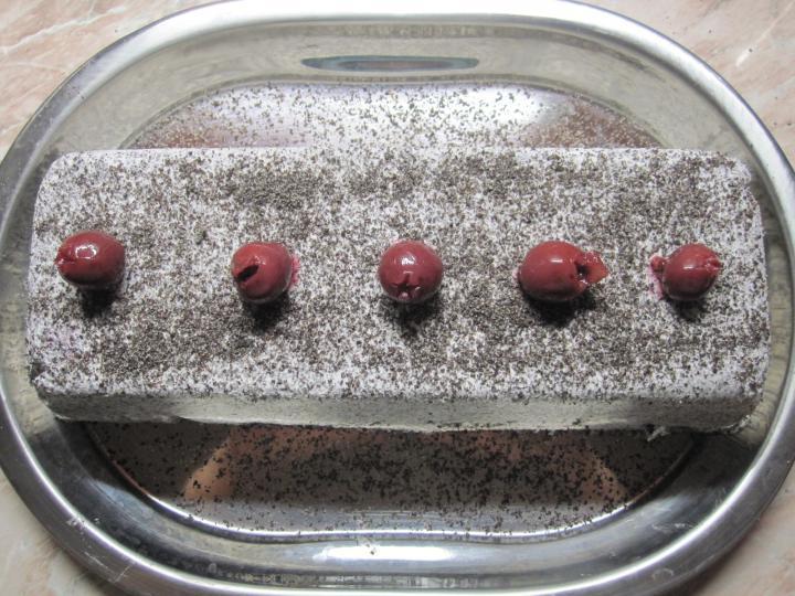 Mákparfé elkészítés 1. lépés képe