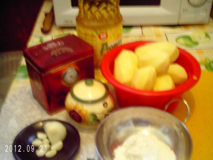 Foghagymás burgonyaleves elkészítés 1. lépés képe