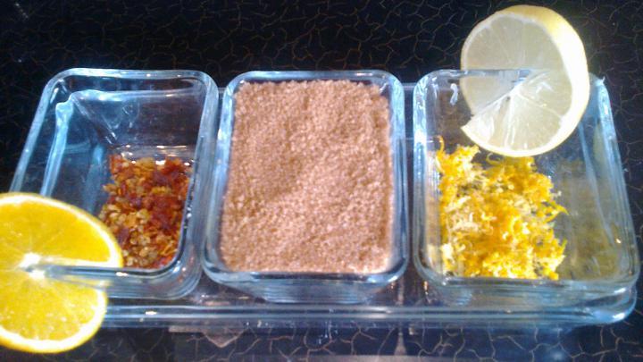 Rozmaringos libacomb sütőtök chutney-val elkészítés 2. lépés képe