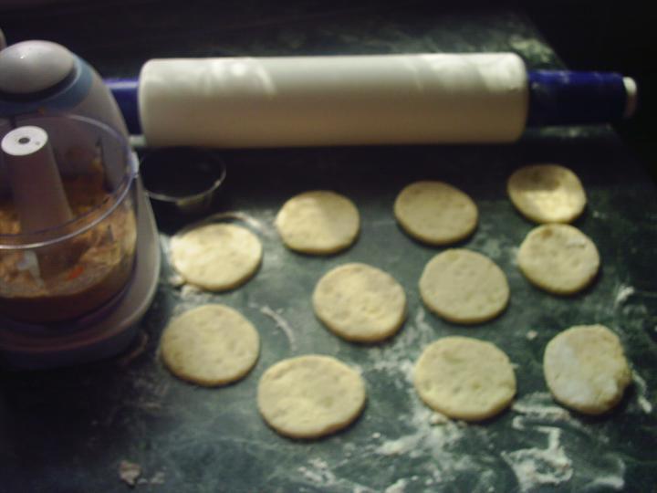 Sertéshúsleves zöldséges húsos párnácskákkal elkészítés 2. lépés képe