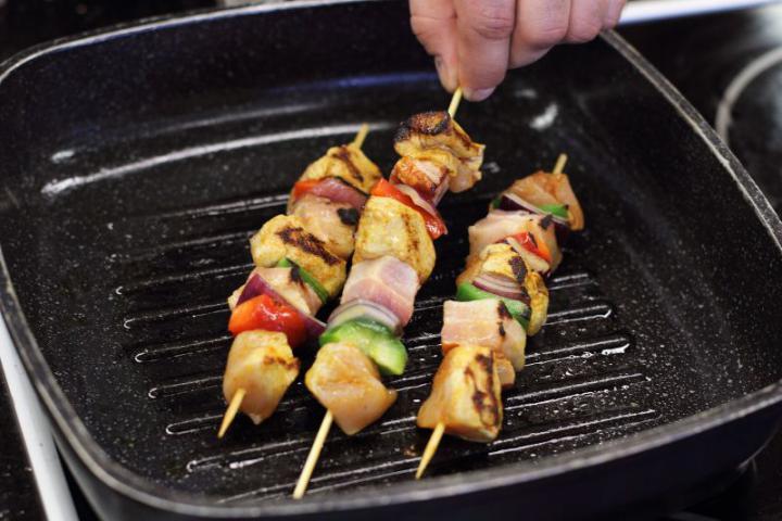 Pikáns csirkenyárs zöldségekkel elkészítés 4. lépés képe