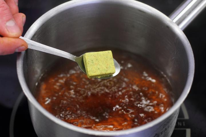 Thai omlett elkészítés 3. lépés képe