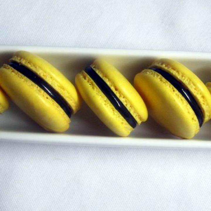 Macaron elkészítés 2. lépés képe