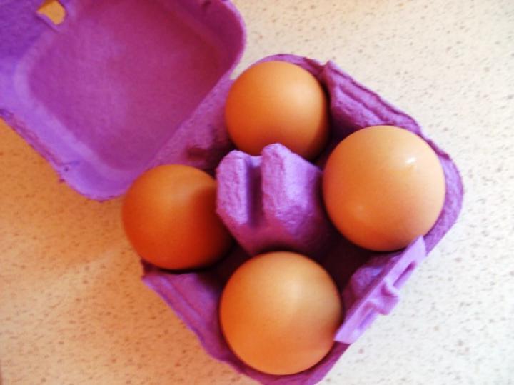 Petrezselymes tojáskrém elkészítés 1. lépés képe