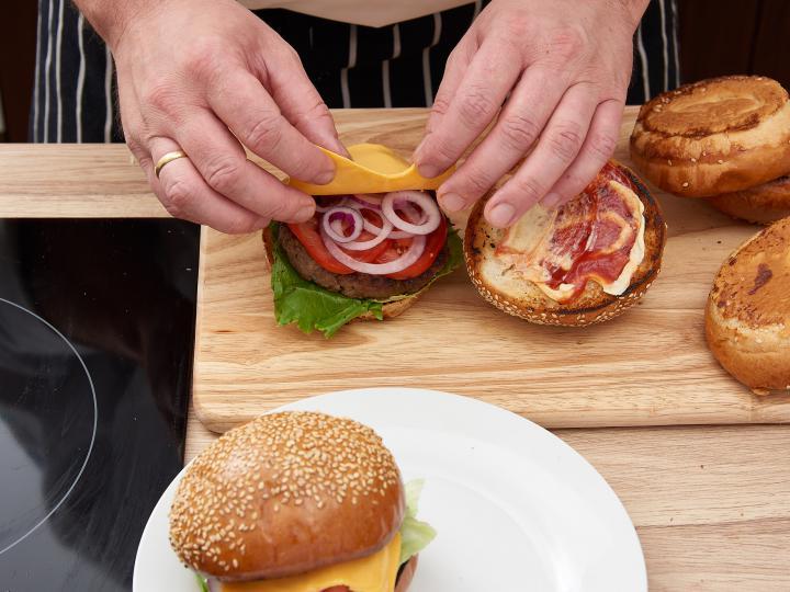 Hamburger elkészítés 10. lépés képe