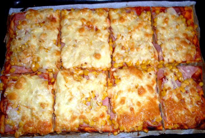 Pizza elkészítés 4. lépés képe