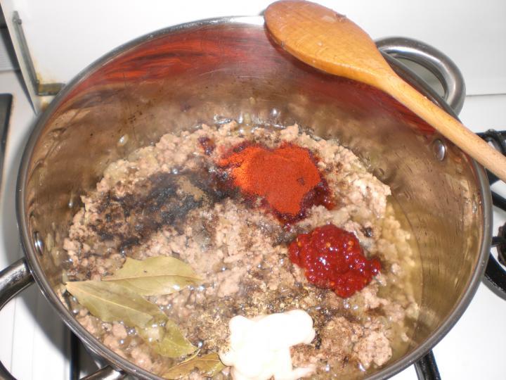 Chili con carne elkészítés 1. lépés képe