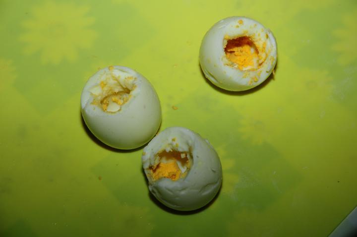 Gomba salátaágyon elkészítés 4. lépés képe