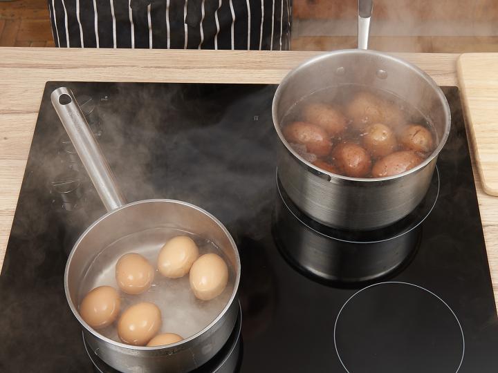 Rakott krumpli elkészítés 1. lépés képe