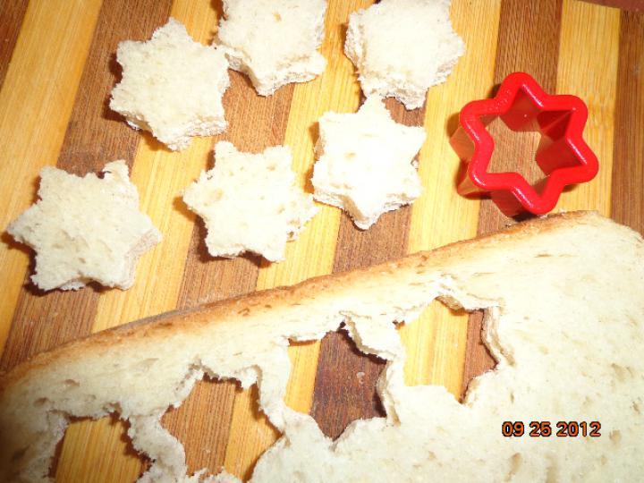 Olasz sajtleves elkészítés 6. lépés képe