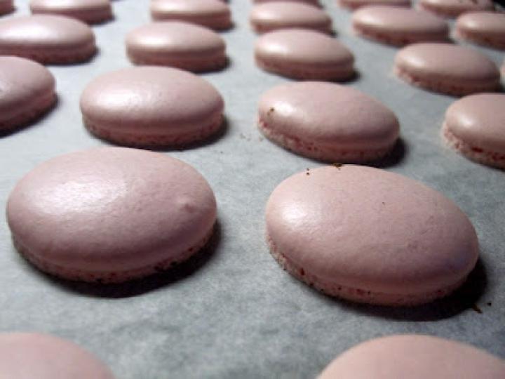 Macaron elkészítés 10. lépés képe