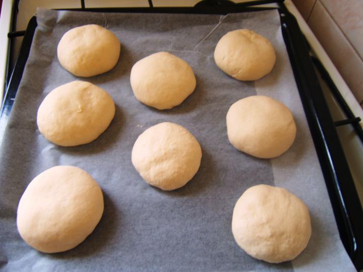 Hamburger buci elkészítés 2. lépés képe