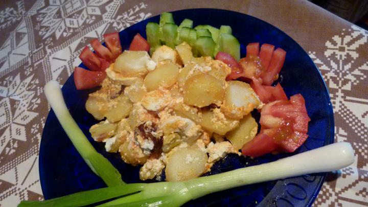 Rakott krumpli, ahogy Anyukám készíti elkészítés 4. lépés képe