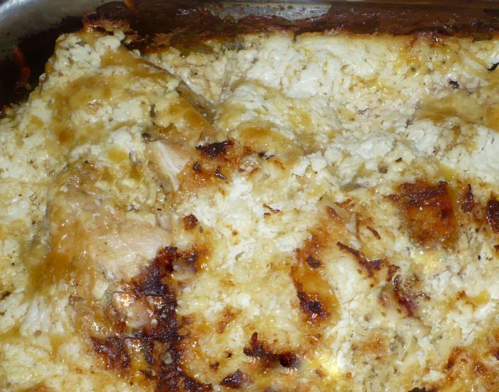 Mennyei csirke elkészítés 5. lépés képe