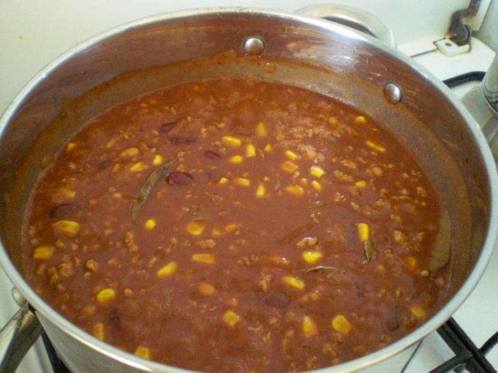 Chili con carne elkészítés 6. lépés képe