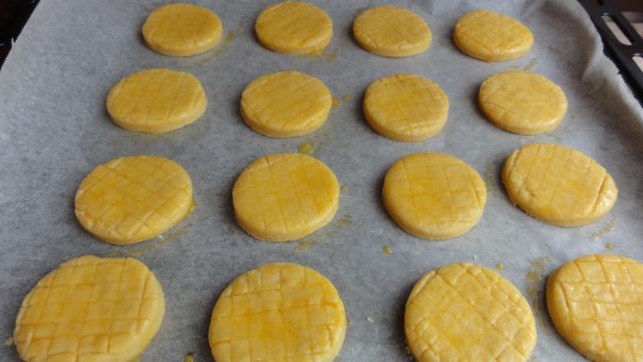 Variálható pogácsa elkészítés 5. lépés képe