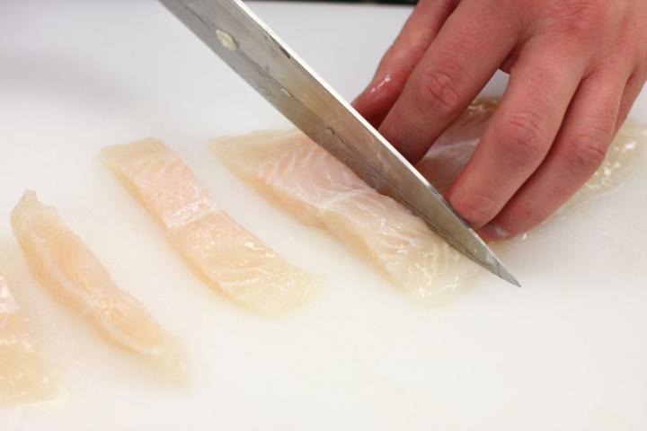 Fish and chips elkészítés 4. lépés képe